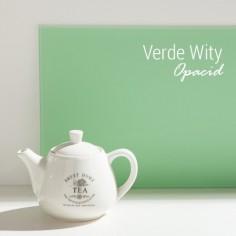 Verde Wity - Opacid 30x60 | Ceramica Vidrio Color | Crisarte