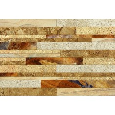 Murete LISTEL CORAL | 30x45cm | 1.35m² x Caja | Cerámica...