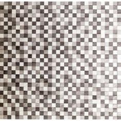 Mini Alum Gray | 30x30 | Mosaico de Aluminio Misiones