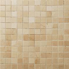 Adana Pulido Crema Marfil | 30x30 | Mosaico Marmol...