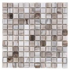 Adana Polar | 30x30 | Mosaico Marmol Natural Misiones