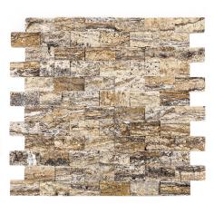 Aralia Mystic| 30x30 | Mosaico Marmol Natural Misiones