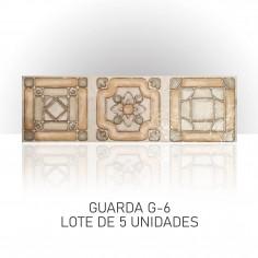 Lote de Guardas - G06
