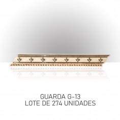 Lote de Guardas - G13