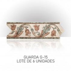 Lote de Guardas - G15
