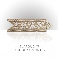 Lote de Guardas - G17