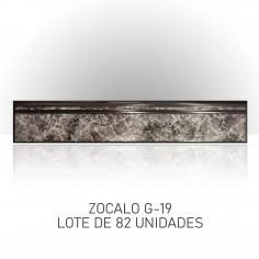 Lote de Zocalos - G19