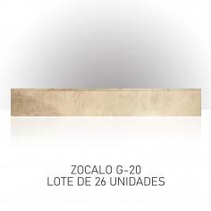 Lote de Zocalos - G20