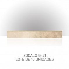 Lote de Zocalos - G21