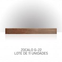 Lote de Zocalos - G22