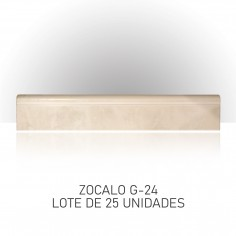 Lote de Zocalos - G24