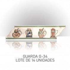 Lote de Guardas - G34