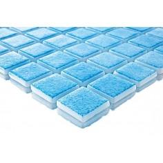 ECO PISCINE BLUE 3 - 30x50 cm - Misiones Deco