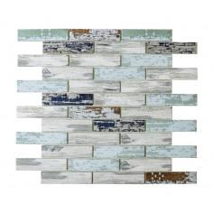 MINI MATTONE SHABBY - 30x30 cm - Misiones Deco