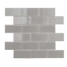 MINI SUBWAY GREY - 30x30 cm - Misiones Deco