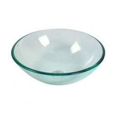 BACHA RONDO GLASS CLEAR - Misiones Deco