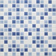 Aqua Mix Blue 33x33cm - 1era Calidad - Scop