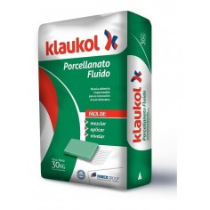 Adhesivo Klaukol Porcelanato 30Kg