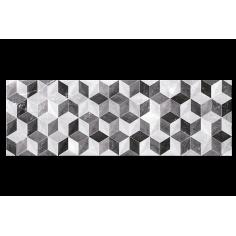 Dalvick Negro 25x75cm - 1era Calidad - Cerámicas Maja