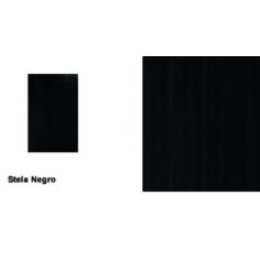 Stela Negro 25x50cm - 1era Calidad - Cerámicas Maja
