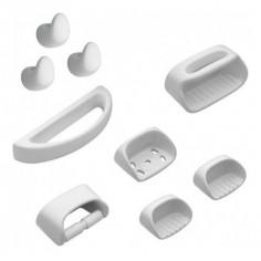 Accesorios de 9 Piezas Fix Blanco | Ferrum