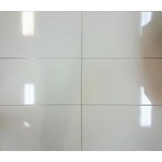 Blanco Brillante 30x60 Rectificado Importado | 1ra Calidad
