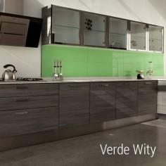 Verde Wity Brillante 30x60 | Crisarte