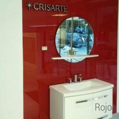 Rojo Brillante 30x60 | Crisarte